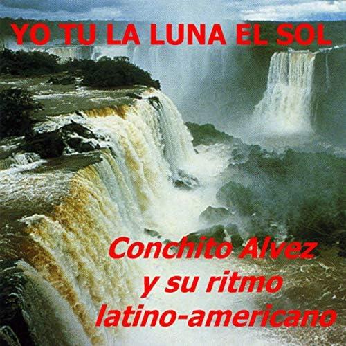 Conchito Alvez y su ritmo latino-americano