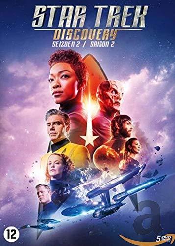 Star Trek Discovery-Saison 2 [DVD]