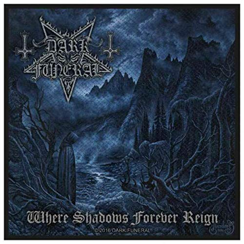 Dark Funeral Where Shadows Forever Reign Aufnäher | 2859