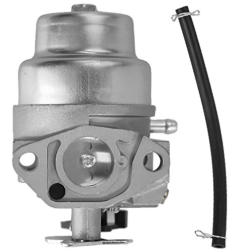 Pan300 Carburetor Kit with Fuel Line Replaces for Husqvarna HU800H HU700L HU700F 7021P Lawn Mower Motor Engine Carb