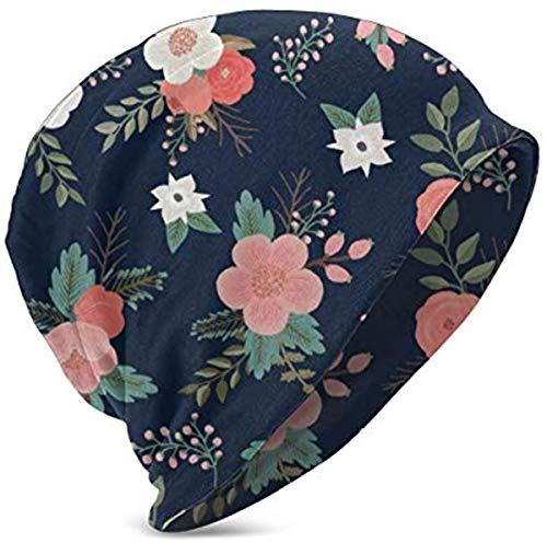 Unisex Fashion Herbst/Winter Strickmütze Hedging Cap Casual Cap Baumwollmütze für...