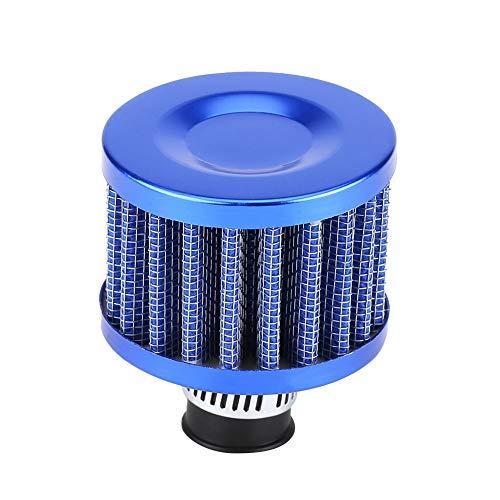 Filtro de entrada de aire Purificador de aire Sensor de calidad del aire Kit de filtro de entrada de aire Oficina para el hogar(blue)