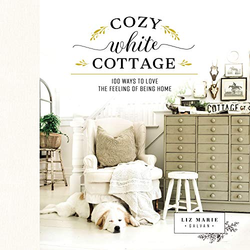 Cozy White Cottage Audiobook By Liz Marie Galvan cover art