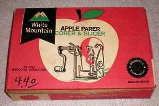white mountain apple