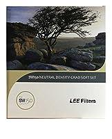 Lee Filters SW150 ソフトエッジグラデーションNDセット - 0.3、0.6、0.9のソフトエッジグレードを含む