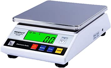 RESHY High Precision 3kg x 0.1g Digital Accurate Electronic Balance Lab Scale Laboratory Weighing Industrial Scale Kitchen...