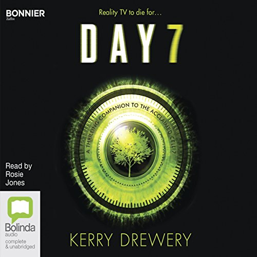 Day 7 audiobook cover art