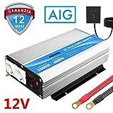 Invertitore di Potenza 2000W Power Inverter Onda Modificata 12V a 220V 230V Convertitore c...