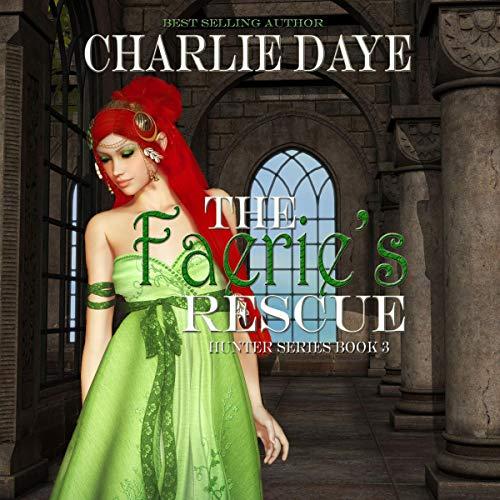 The Faerie's Rescue  audiobook cover art