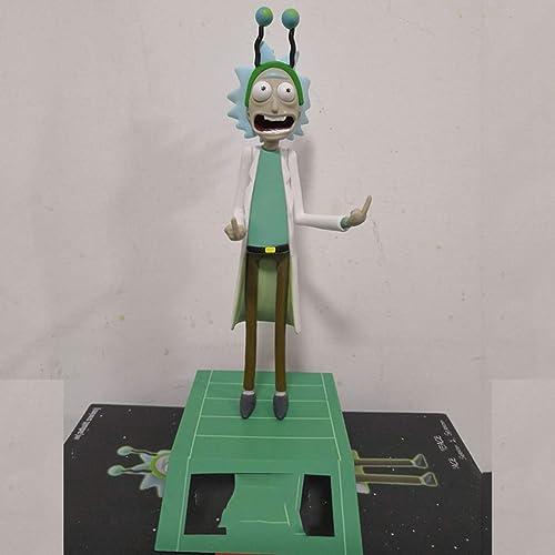 FKYGDQ Modèle de Personnage de Jeu de Dessin animé Anime Statue Hauteur 16 cm Artisanat décorations Cadeaux Objets de Collection Cadeaux d'anniversaire Statue de Jouet
