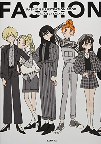 Fashion Illustration Book: The Art of Tanakaの詳細を見る