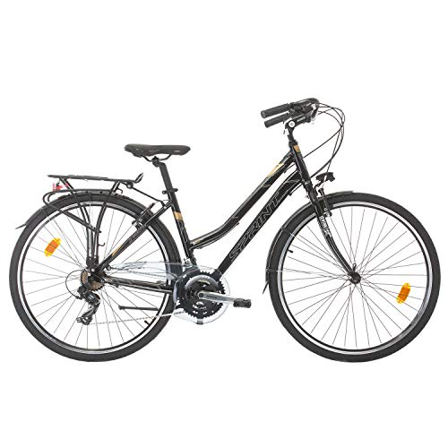 Sprint Discover Bicicleta de Paseo para Mujer Ruedas de 28', Shimano Nexus 3