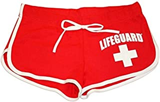 Popularity Product Maui Clothing Lifeguard Hawaii Booty Shorts