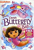Dora the Explorer DVD: Dora's Butterfly Ball