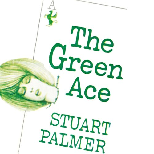 The Green Ace audiobook cover art