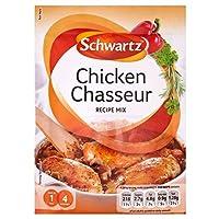 Schwartz Chicken Chasseur Recipe Mix (40g) シュワルツチキンシャスールレシピミックス( 40グラム)