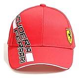 Ferrari Cappellino Rosso Replica Scuderia F1 Team