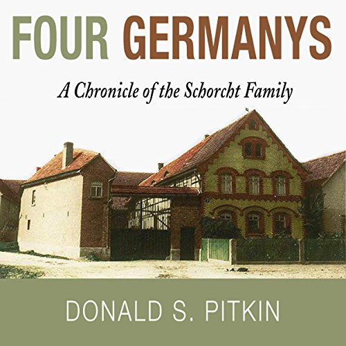 Four Germanys audiobook cover art