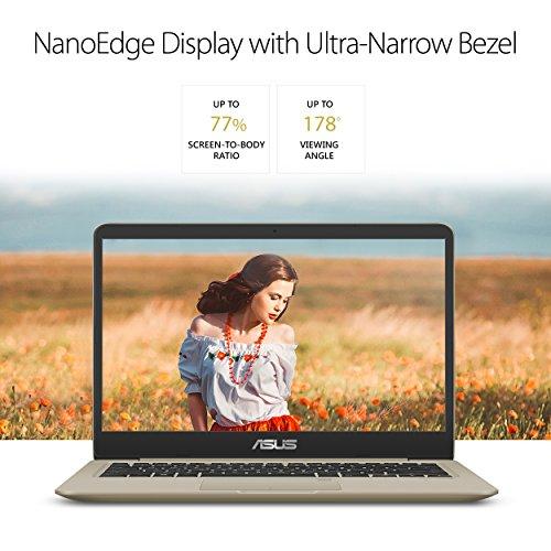 14-inch ASUS VivoBook S Quad-Core i7 FHD Laptop