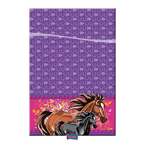 Pferde Tischdecke 130x180cm