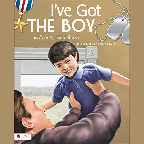 I've Got the Boy audiobook cover art