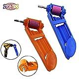 Drill Bit Sharpener,Portable Drill Grinder,Drill Bit Sharpening...