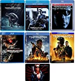 Terminator: Complete 6 Movie Series Blu-ray Collection (Judgment Day / Dark Fate and More) with Bonus Art Card