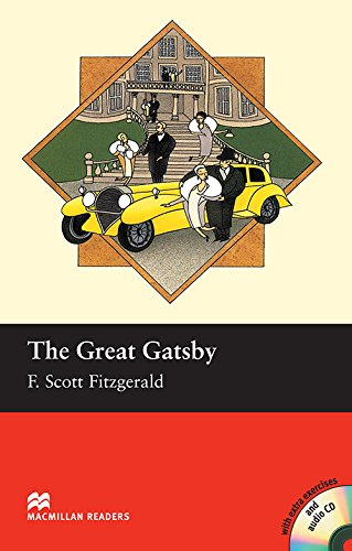The Great Gatsby (Audio CD Included)