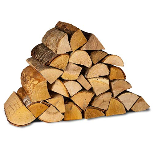Kiln Dried Pizza Oven Hardwood Logs. 20kg. Thinner Than Standard logs for The Perfect Pizza. Suitable for Pizza Ovens, Fire Pits, Chimineas, Wood Burners, Stoves etc.