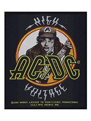 AC/DC ACDC–Patch–Parche High Voltage Angus 8x 10cm
