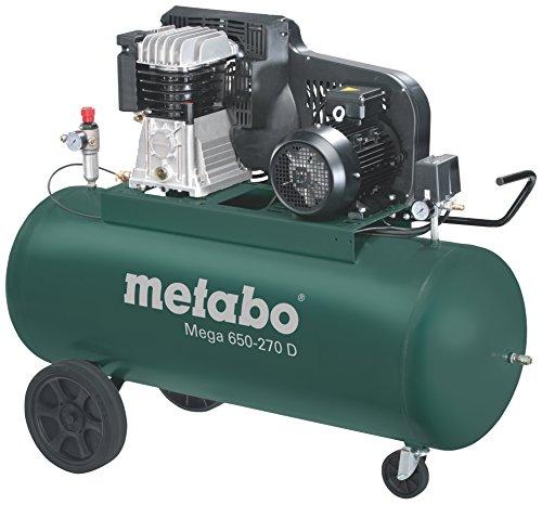 Metabo 601543000 Mega 650-270 D Compressor