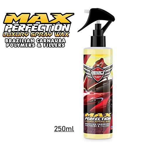 Pearl Nano Car Wax Shine Hydrophobic Armor Spray - Spray Wax for Car with...