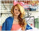 Photo Bella Thorne Autographe dédicacé 20,3 x 25,4 cm