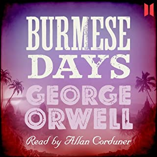 Burmese Days cover art