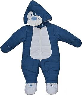 Salopet Waterproof (blue, 6-3 month)