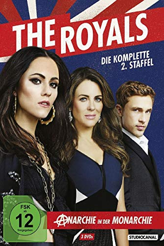 The Royals - Die komplette 2. Staffel [3 DVDs]