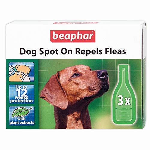 Beaphar Dog Spot-On Repels Fleas