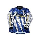 Okuma Factory Pro Sublimated Tournament Jersey Long Sleeve, 3X-Large