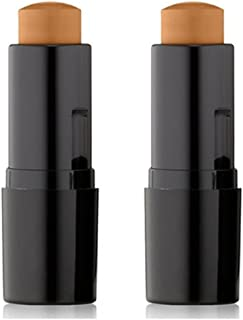 Maybelline New York Fit Me! Shine Free Stick Foundation, Coconut [355] 0.32 oz (Pack of 2)