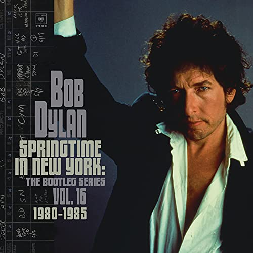 Springtime In New York The Bootleg Series Vol.16 1980-1985 (Box 5 Cd + Libro +.)