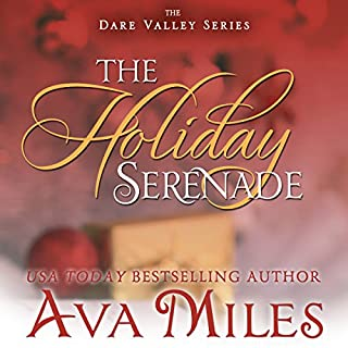 The Holiday Serenade audiobook cover art