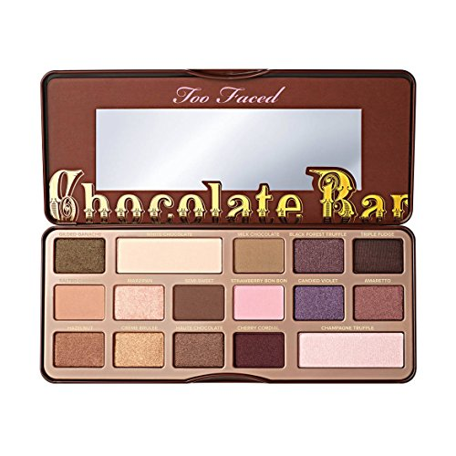 Too Faced Semi-Sweet Chocolate Bar Lidschattenpalette