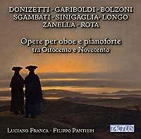 Various: Opere Per Oboe E Pian
