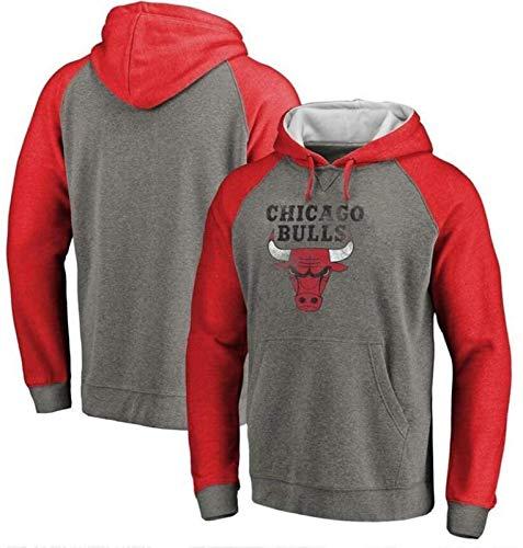 HCMNMW Sudadera de la NBA con capucha para otoño, uniformes de baloncesto (color: B, talla: XXL) – unisex (color: E, talla: XXXL)