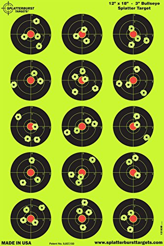gun targets reactive - 8