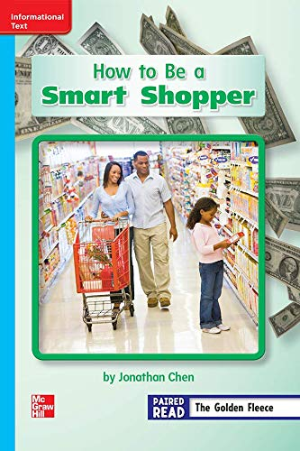 Reading Wonders Leveled Reader How to Be a Smart Shopper: On-Level Unit 6 Week 4 Grade 2 (Elementary Core Reading)