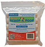 The Easy Scoop A Poop 100 Refill Bags from Natalulu, LLC