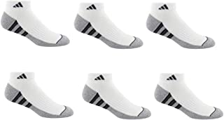 Adidas Men's Climalite Low Cut Sock 6-pair