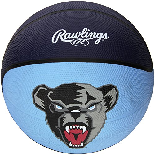 %14 OFF! NCAA Maine Black Bears Crossover Full Size Basketball by Rawlings