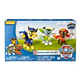 Paw Patrol Action Pack Pups 3pk Online Exclusive 2 (Rocky, Zuma,...
